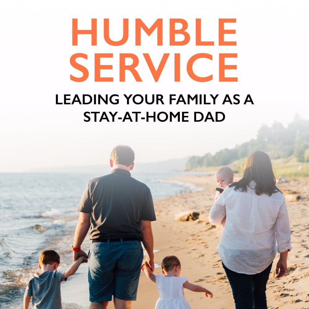 Humble Service book cover art
